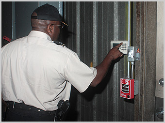 Security Engineers Inc Alarm Response