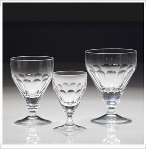 Table matters products for William yeoward crystal patterns